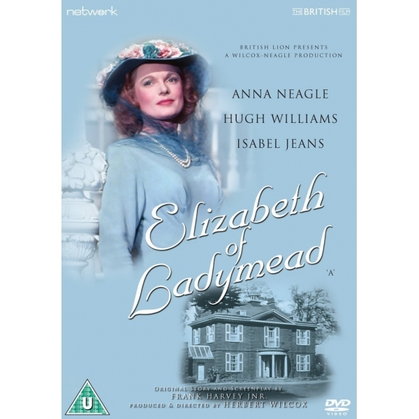 Elizabeth of Ladymead DVD