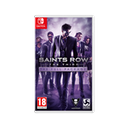 Saints Row The Third The Full Package Nintendo Switch Game