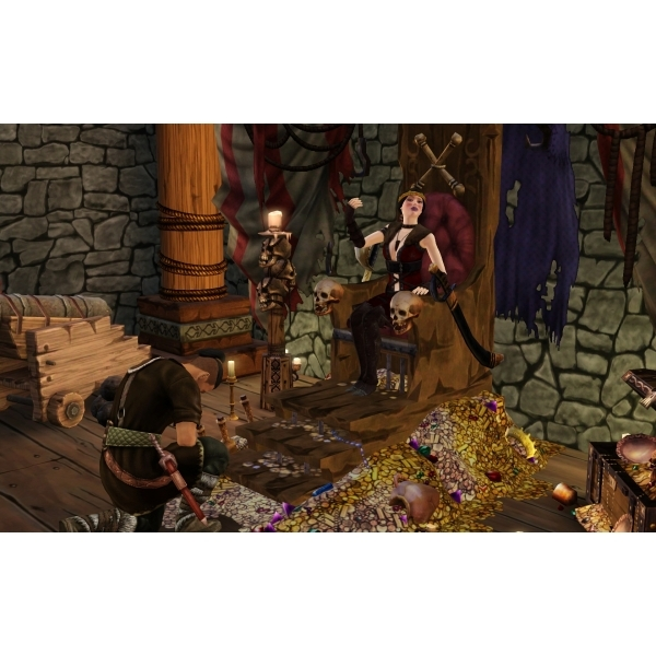 The Sims Medieval Pirates and Nobles Game PC - Image 2