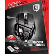 Call of Duty Black OPS Stealth Gaming Mouse RAT 7 PC