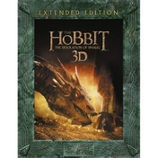 The Hobbit The Desolation Of Smaug Extended Edition Blu-ray   Blu-ray 3D