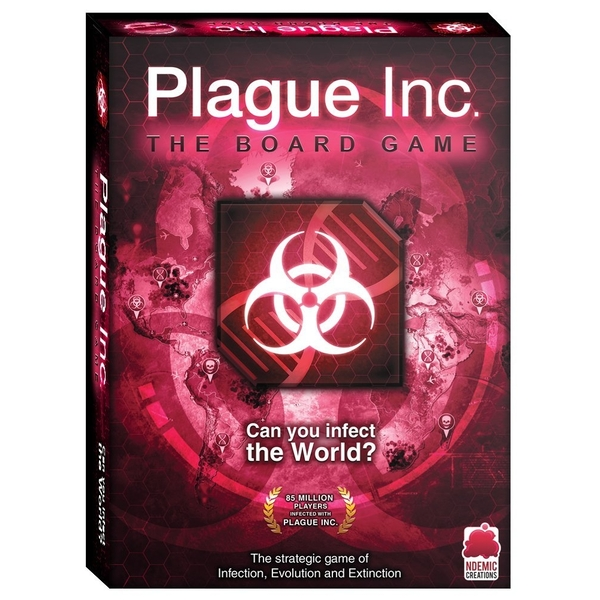 Plague Inc The Board Game - Image 1