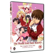 The World God Only Knows Complete Season 1 Collection DVD