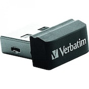 Verbatim 32GB NANO USB Drive with Micro USB Adapter