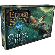Elder Sign Omens of the Deep Board Game