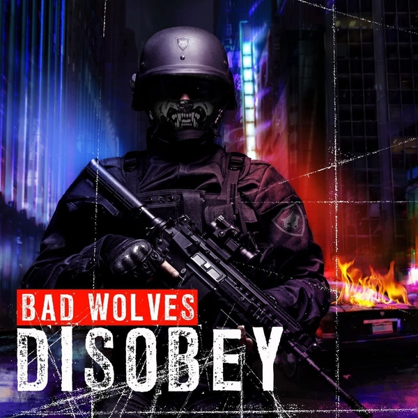 Bad Wolves ?- Disobey Vinyl
