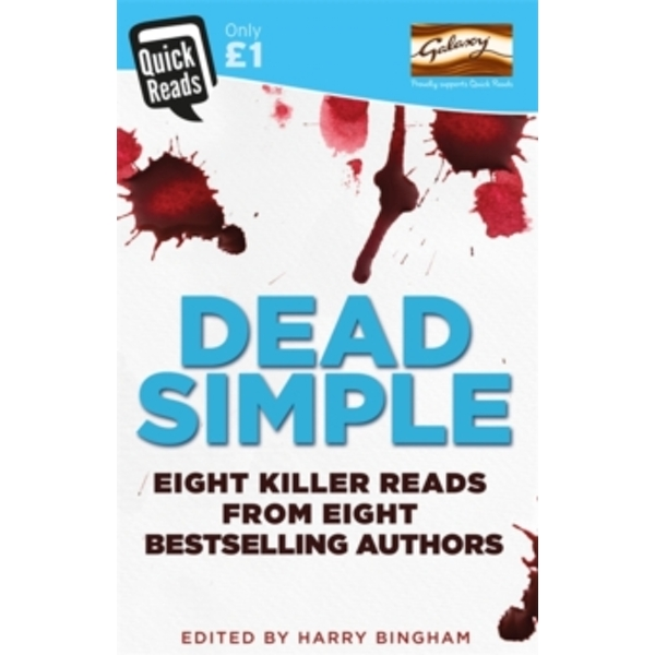 Dead Simple (Quick Reads 2017) Paperback