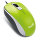 Genius DX-110 Green USB Full Size Optical Mouse - Image 2