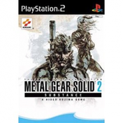 Metal Gear Solid 2 Substance Game PS2