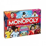 Monopoly World Football Stars Board Game