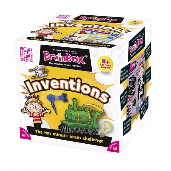 BrainBox Inventions Editions