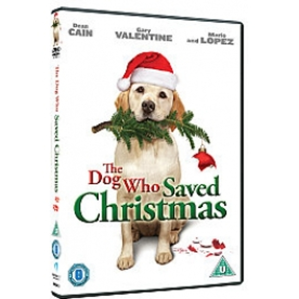 Dog Who Saved Christmas DVD