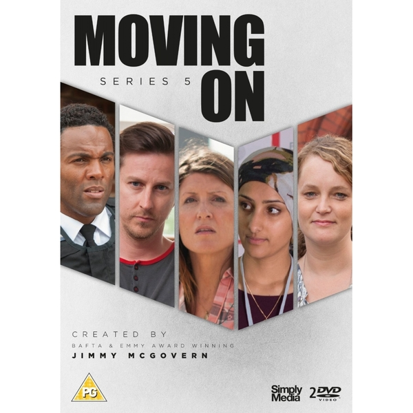 Moving On Series 5 DVD