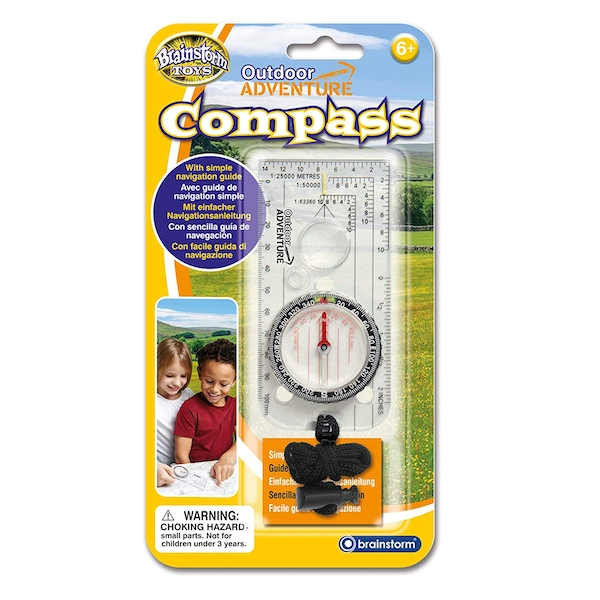 Brainstorm Toys - Outdoor Adventure Compass - Image 1