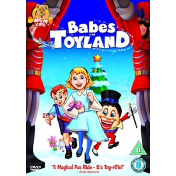 Babes In Toyland DVD