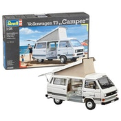 "Volkswagen T3 ""Camper"" 1:25 Revell Model Kit"