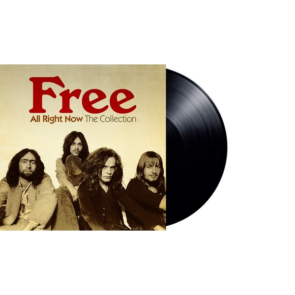 Free - The All Right Now Vinyl