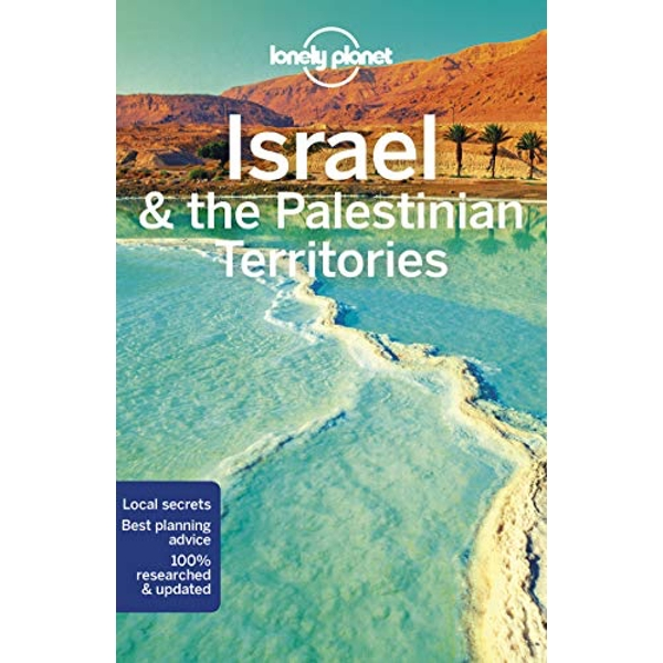 Lonely Planet Israel & the Palestinian Territories  Paperback / softback 2018