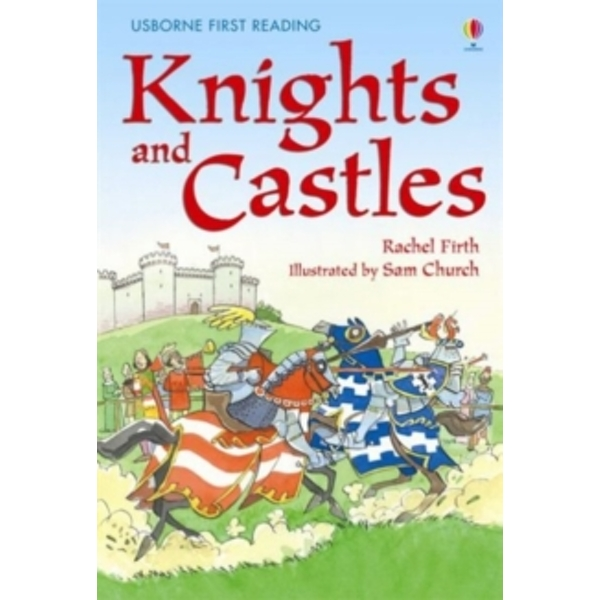 First Reading Series Four : Knights and Castles