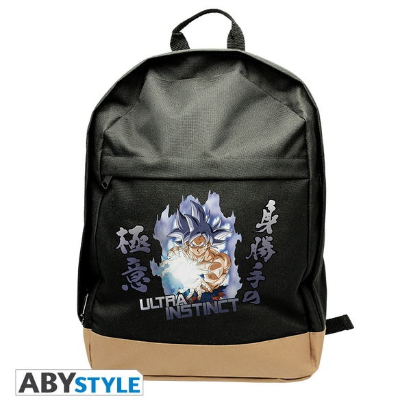 Dragon Ball Super - Goku Ultra Instinct Backpack