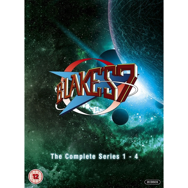 Blake's 7 - The Complete Collection DVD