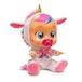 Cry Babies Fantasy Dreamy Unicorn Interactive Doll - Image 2