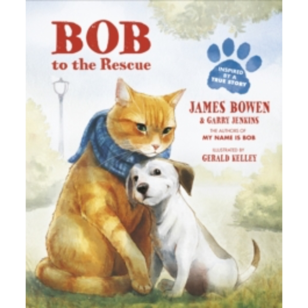 Bob to the Rescue : An Illustrated Picture Book