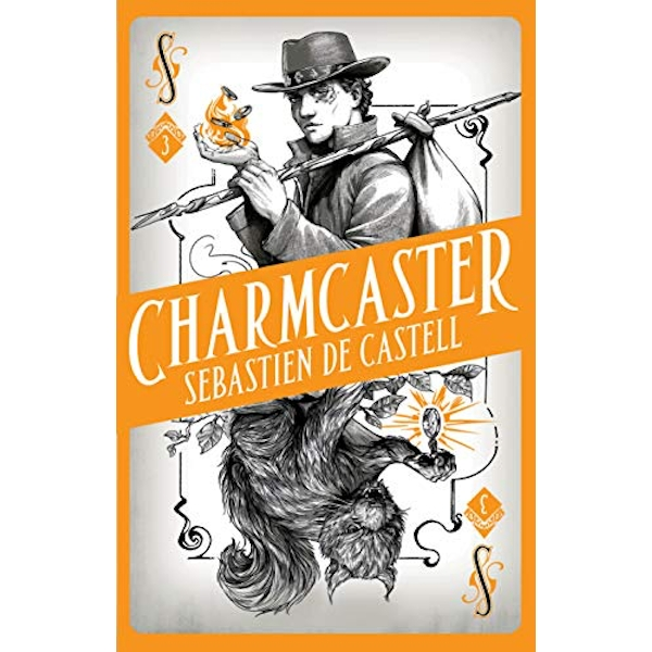 Spellslinger 3: Charmcaster Book Three in the page-turning new fantasy series Paperback / softback 2018