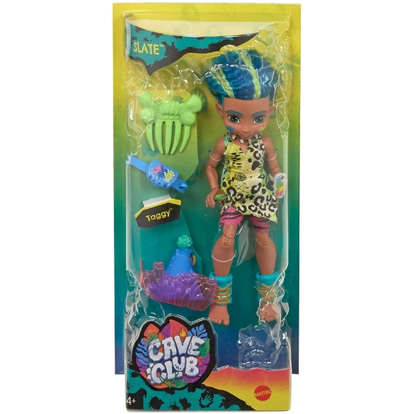 Cave Club Slat Doll - Image 1