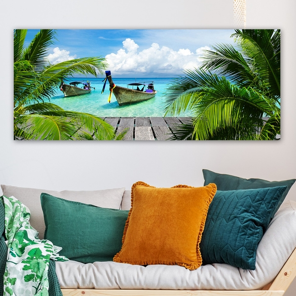 YTY113613403_50120 Multicolor Decorative Canvas Painting