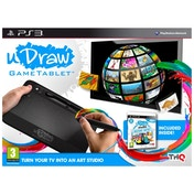 uDraw Tablet Includes uDraw Studio Instant Artist PS3