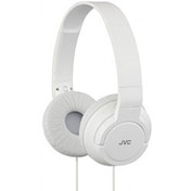 JVC HAS180W Lightweight Powerful Bass Headphones White