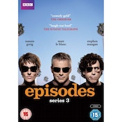 Episodes - Series 3 DVD