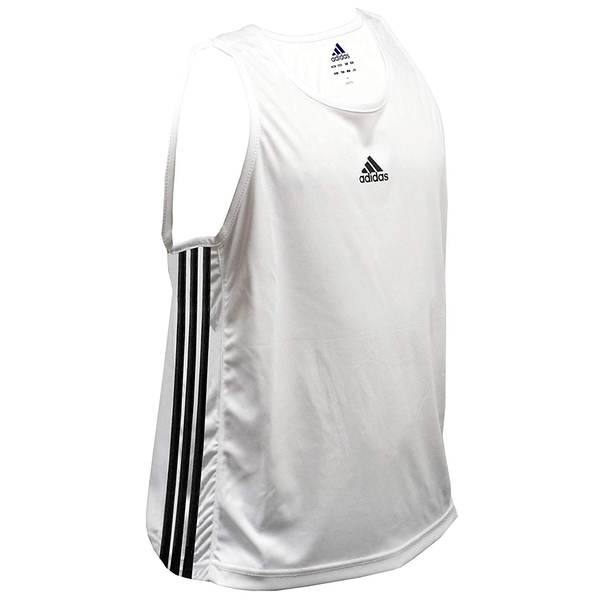 Adidas Boxing Vest White - Medium