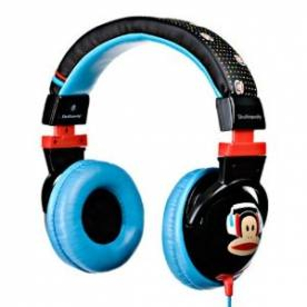 Skullcandy Hesh Headphones Paul Frank Black Julius