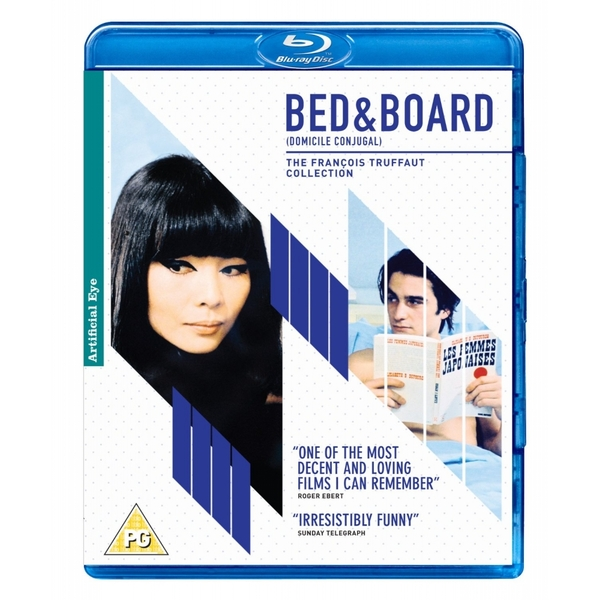 Domicile Conjugal Bed & Board Blu-ray