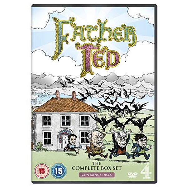 Father Ted: The Complete Series DVD