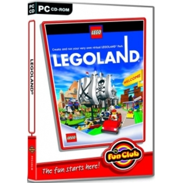 Lego Legoland Game PC