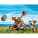 Playmobil DreamWorks Dragons Gobber with Catapult - Image 2