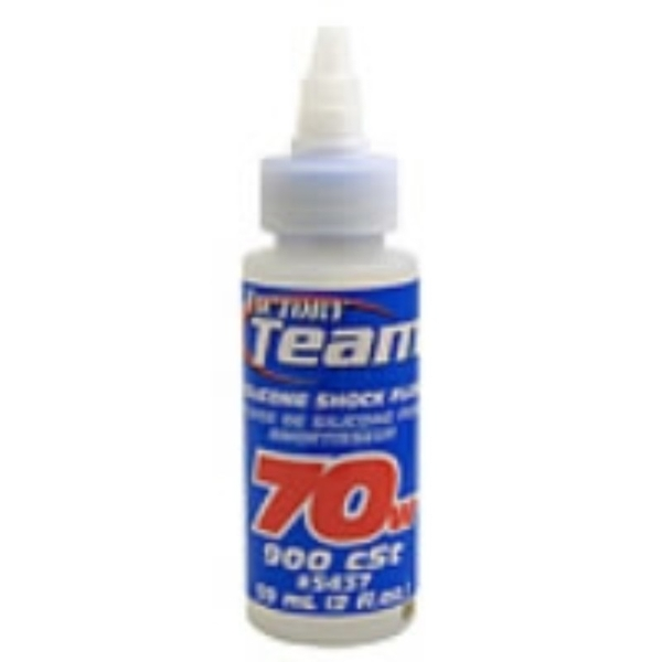 Team Associated Silicone Shock Oil 70Wt (900Cst)