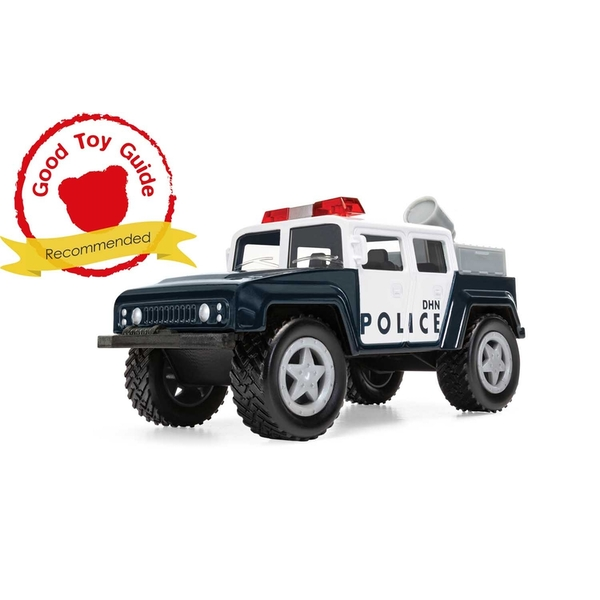 Off Road DHN Police UK Chunkies Corgi Diecast Toy
