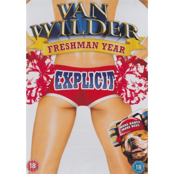 Van Wilder Freshman Year DVD