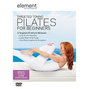 Element: Targeted Toning Pilates For Beginners DVD
