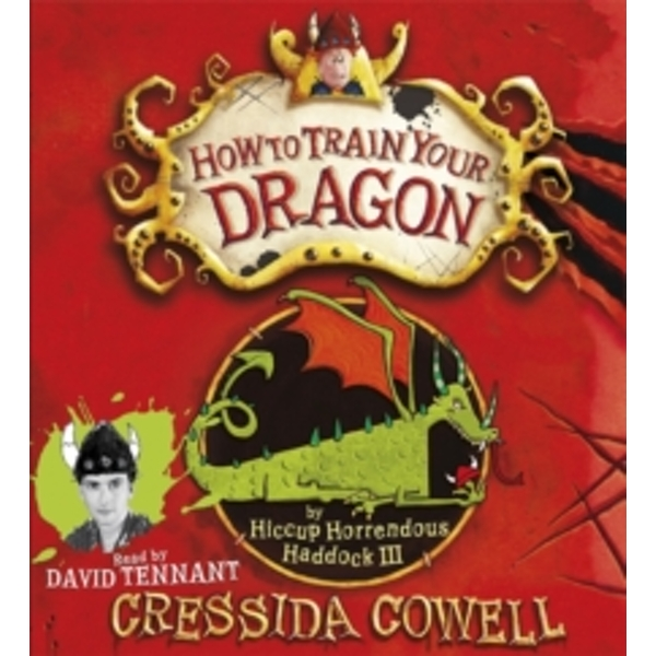 How To Train Your Dragon: How To Train Your Dragon : Book 1 Audiobook