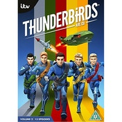 Thunderbirds Are Go: Volume 2 DVD 2015