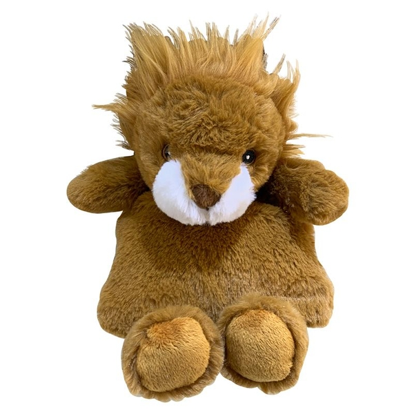 Plush Microwavable Lion Heat Pack