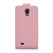 YouSave Accessories Samsung Galaxy S4 Leather Effect Flip Case - Pink