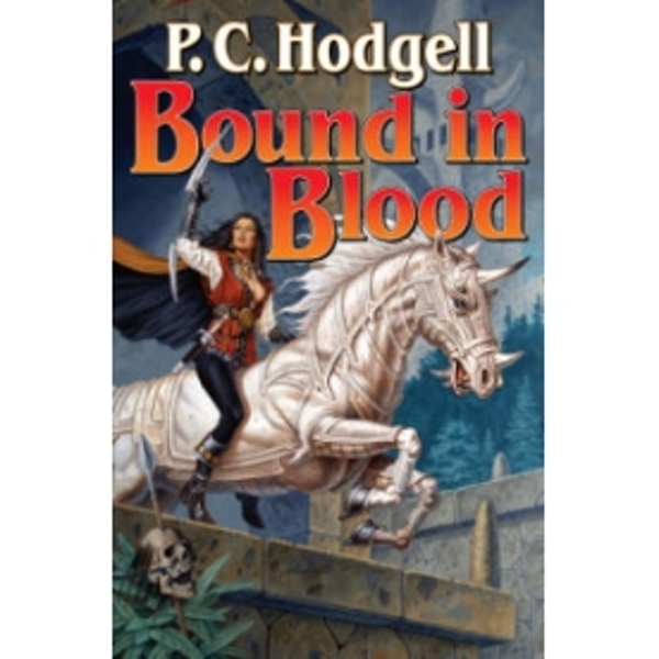 Bound in Blood by P. C. Hodgell (Paperback, 2010)