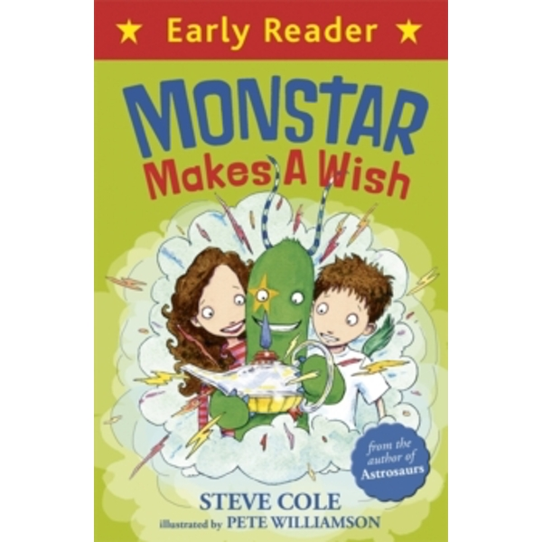 Early Reader: Monstar Makes a Wish
