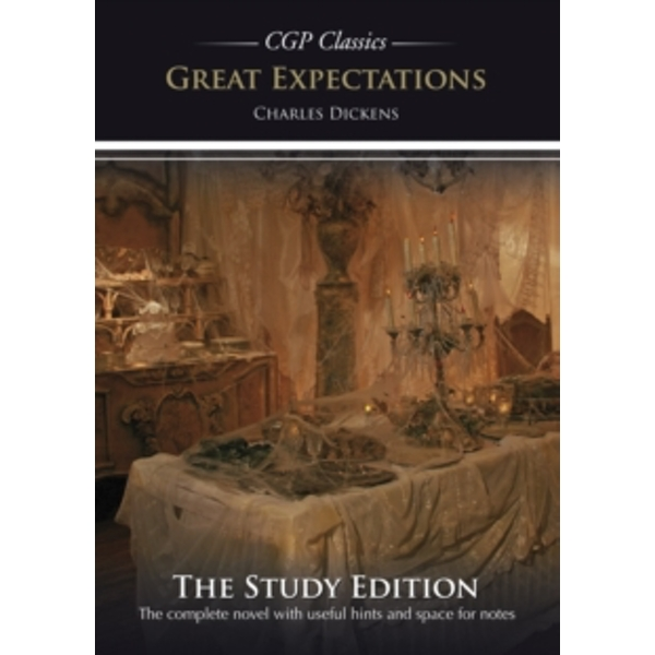 Great Expectations by Charles Dickens Study Edition by Charles Dickens (Paperback, 2010)